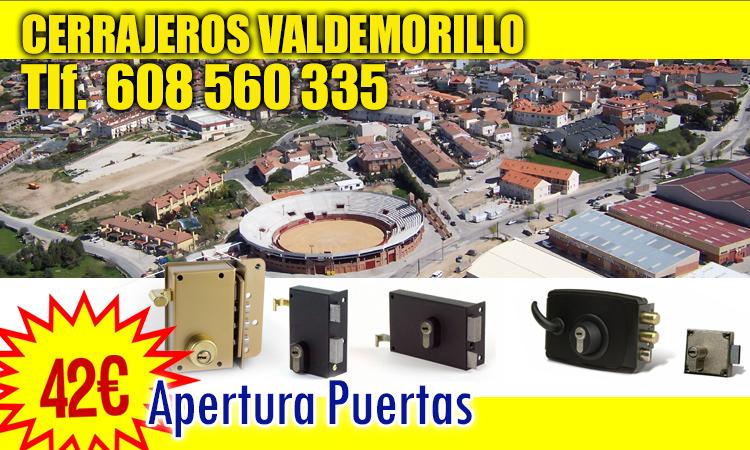 cerrajeros en Valdemorillo